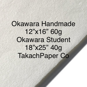 Okawara Handmade Paper
