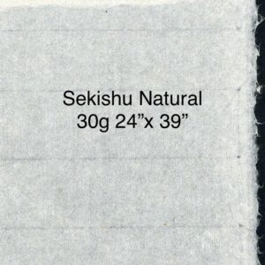 Sekishu Japanese Paper