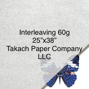 Interleaving Paper
