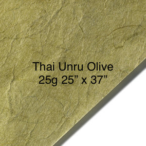 Thai Unryu Paper